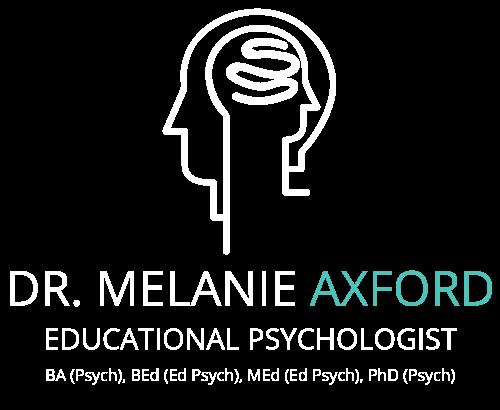 Dr. Melanie Axford Educational Psychologist